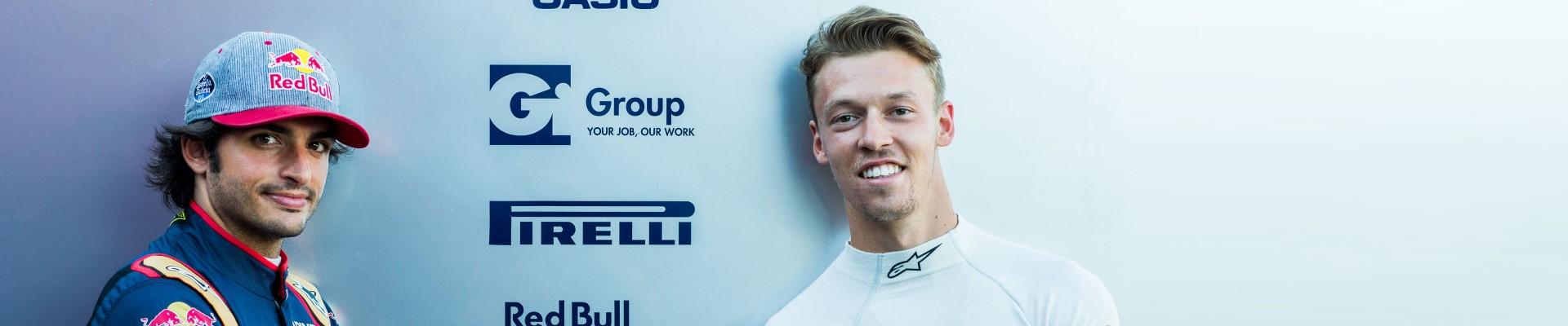 Gi Group sponsor della Scuderia Toro Rosso in F1